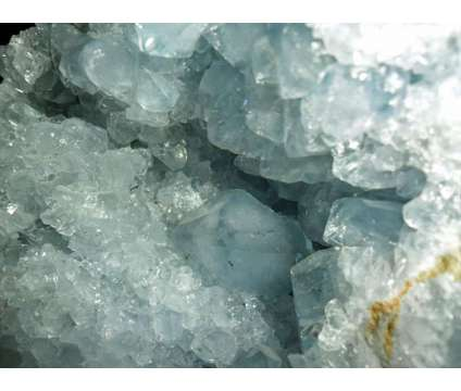 Exceptional, Gorgeous and Beautiful Huge Gallery Blue Celestite Quartz Geode Cry is a Blue Collectibles for Sale in New York NY