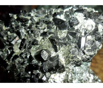 Exceptionally Beautiful Black Tourmaline Crystal on Nice is a Black Collectibles for Sale in New York NY