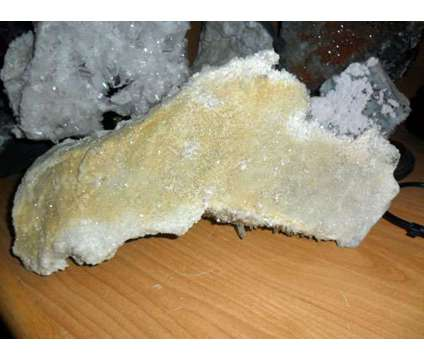 Extravagant Very Large Crystal Cluster From the Mountains of Peru is a White Collectibles for Sale in New York NY