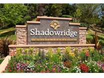 1 Bed - Shadowridge Park