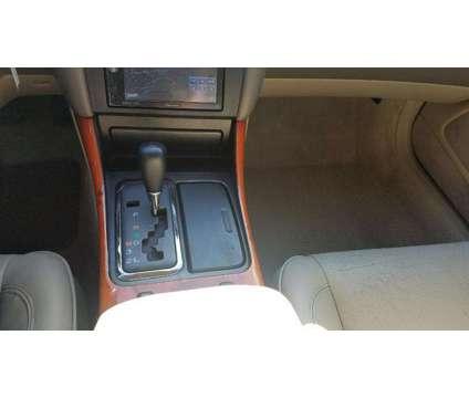 2001 Lexus GS 300 is a 2001 Lexus gs 300 Sedan in West Park FL