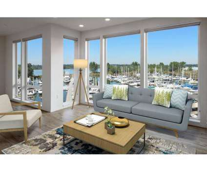 1 Bed - Yacht Harbor at 11505 Ne Yacht Harbor Drive in Portland OR is a Apartment