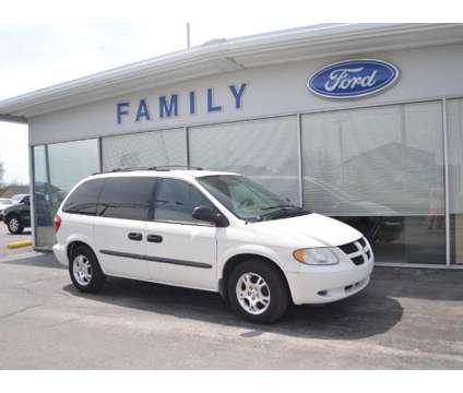 2003 Dodge Caravan is a 2003 Dodge Caravan Mini-Van in Bluffton IN