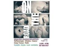 LAST-MINUTE MASSAGE THERAPY by Healing-Hands Holistics