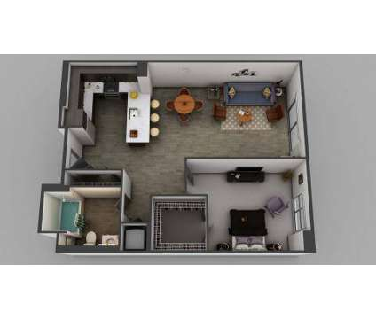 1 Bed - STOA at 222 S Main St in Los Angeles CA is a Apartment