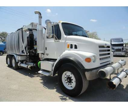 2007 Sterling LT7500 AQUATECH B-52 VACUUM/JETTER COMBO is a 2007 Thunder Mountain Sterling Other Commercial Truck in Miami FL