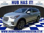 2017 Hyundai Santa Fe Limited Ultimate Limited Ultimate 4dr SUV