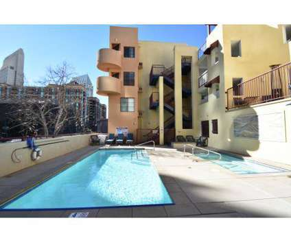 1 Bed - 600 Front Apartments at 600 Front St in San Diego CA is a Apartment