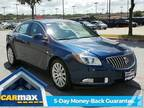 2011 Buick Regal CXL Turbo CXL Turbo 4dr Sedan w/TO4