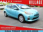 2014 Toyota Prius c One One 4dr Hatchback