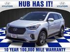 2017 Hyundai Santa Fe Limited Ultimate Limited Ultimate 4dr SUV