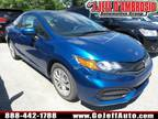 2015 Honda Civic LX LX 2dr Coupe CVT