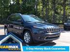 2015 Jeep Cherokee Limited Limited 4dr SUV