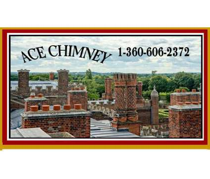 ACE CHIMNEY...$99 Chimney sweep.. 20% OFF ALL BRICK WORK is a Chimney & Fireplace Cleaning service in Vancouver WA