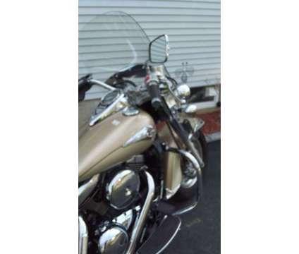 2002 Kawasaki Vulcan Nomad 1500 is a 2002 Kawasaki Vulcan Motorcycle in Plymouth MA