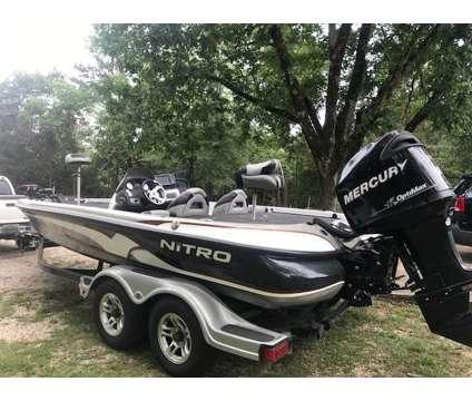 2007 Nitro Bass Boat is a 20 foot 2007 Fishing Boat in Prattville AL