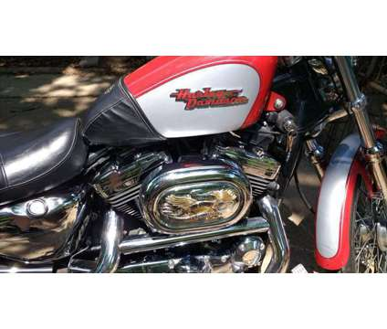 2002 Harley Davidson Sportster 1200cc is a 2002 Harley-Davidson Sportster Road Motorcycle in Dallas TX