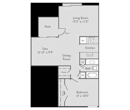 1 Bed - Oasis at Bayside at 305 Glades Cir in Largo FL is a Apartment