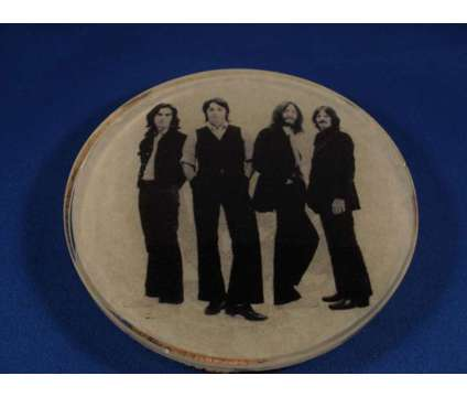 Beatles Epoxy Resin Coaster Set of 4 is a Home Decors for Sale in Homosassa FL