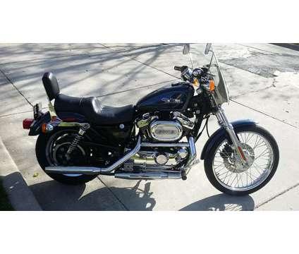 2000 Harley Sportster 1200c is a 2000 Harley-Davidson Sportster Motorcycle in Watertown WI