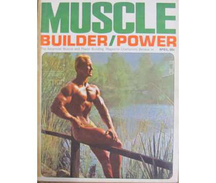 Muscle Builder/Power Magazine is a Magazines for Sale in Waterbury CT