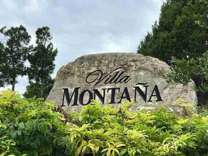Live in a Resort Frame of Mind at VILLA MONTANA! Gated community nestled in the