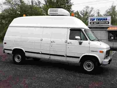 1996 GMC Vandura 1GTGG39K9TF500353 81899