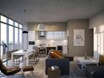 2 Beds - Two Light Luxury Apartments