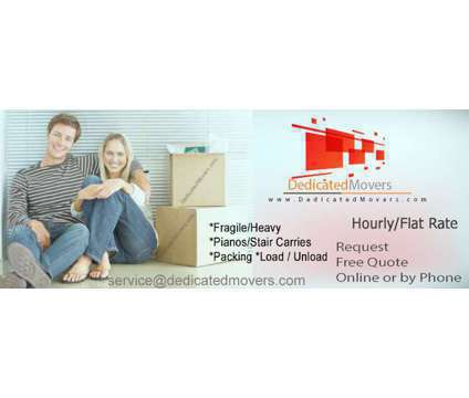 Load / Unload : Dedicated Movers : Last Minute Service is a Moving service in Houston TX