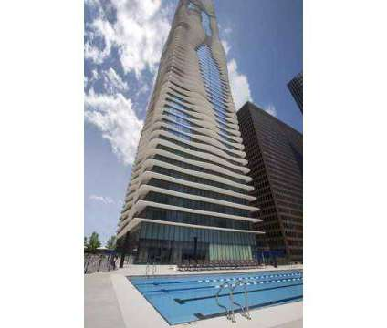 2 Beds - Aqua at Lakeshore East Apartments at 225 N Columbus Drive in Chicago IL is a Apartment
