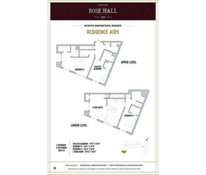 3 Beds - Rose Hall at 10 Kings Rd in Madison NJ is a Apartment