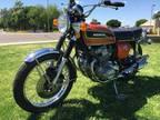1974 Honda CB 750 Sport Bike