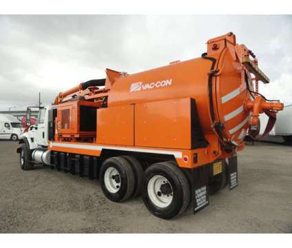 2011 International 7400 VacCon VACUUM/JETTER COMBO is a 2011 Other Commercial Truck in Miami FL