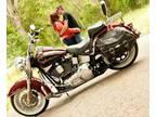 2004 Harley Davidson Heritage Softail Motorcycle