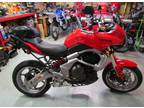 2008 Kawasaki Versys 650 Streetbike