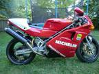 1993 Ducati 888 sxz
