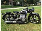 1939 ZUNDAPP K800 (800 cc)