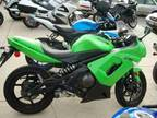 2008 Kawasaki Ninja 650R -