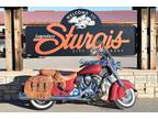 2015 Indian Chief Vintage Indian Red