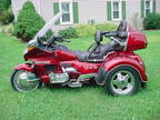 1995 Honda GL1500 I w/ Motortrike Coupe Solid Axle Conversion