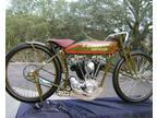 1924 Harley Davidson 8-Valve Board Track Racer