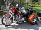 2000 Harley Davidson FLHT Electra Glide Standard Trike