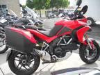 2013 Ducati Multistrada 1200 S Touring
