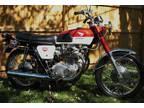 1969 Honda 350SS