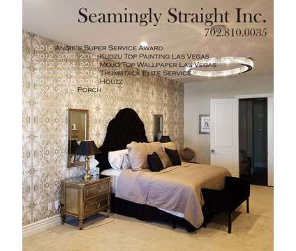 Wallpaper Installation Las Vegas is a Painting & Staining Services service in Las Vegas NV
