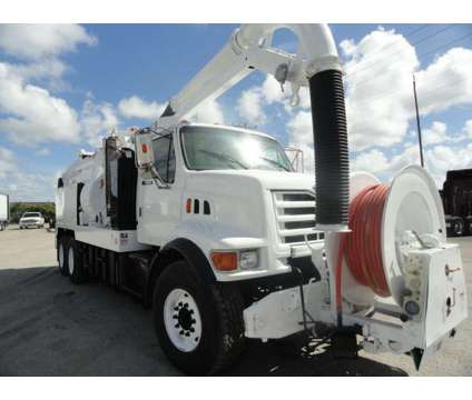 1997 Sterling LT8501 Vac-con VACUUM/JETTER COMBO is a 1997 Thunder Mountain Sterling Other Commercial Truck in Miami FL