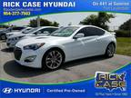 2014 Hyundai Genesis Coupe 3.8 Ultimate 3.8 Ultimate 2dr Coupe