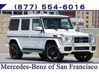 2017 Mercedes-Benz G-Class AMG G 63 AWD AMG G 63 4MATIC 4dr SUV