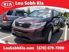 2015 Kia Sorento LX LX 4dr SUV