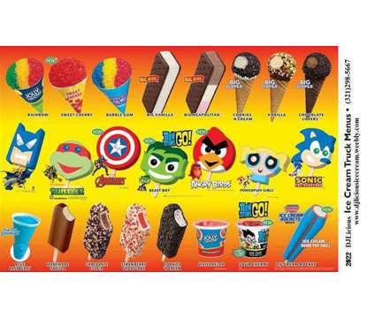 Ice Cream Truck in Titusville, Florida is a Restaurants service in Titusville FL